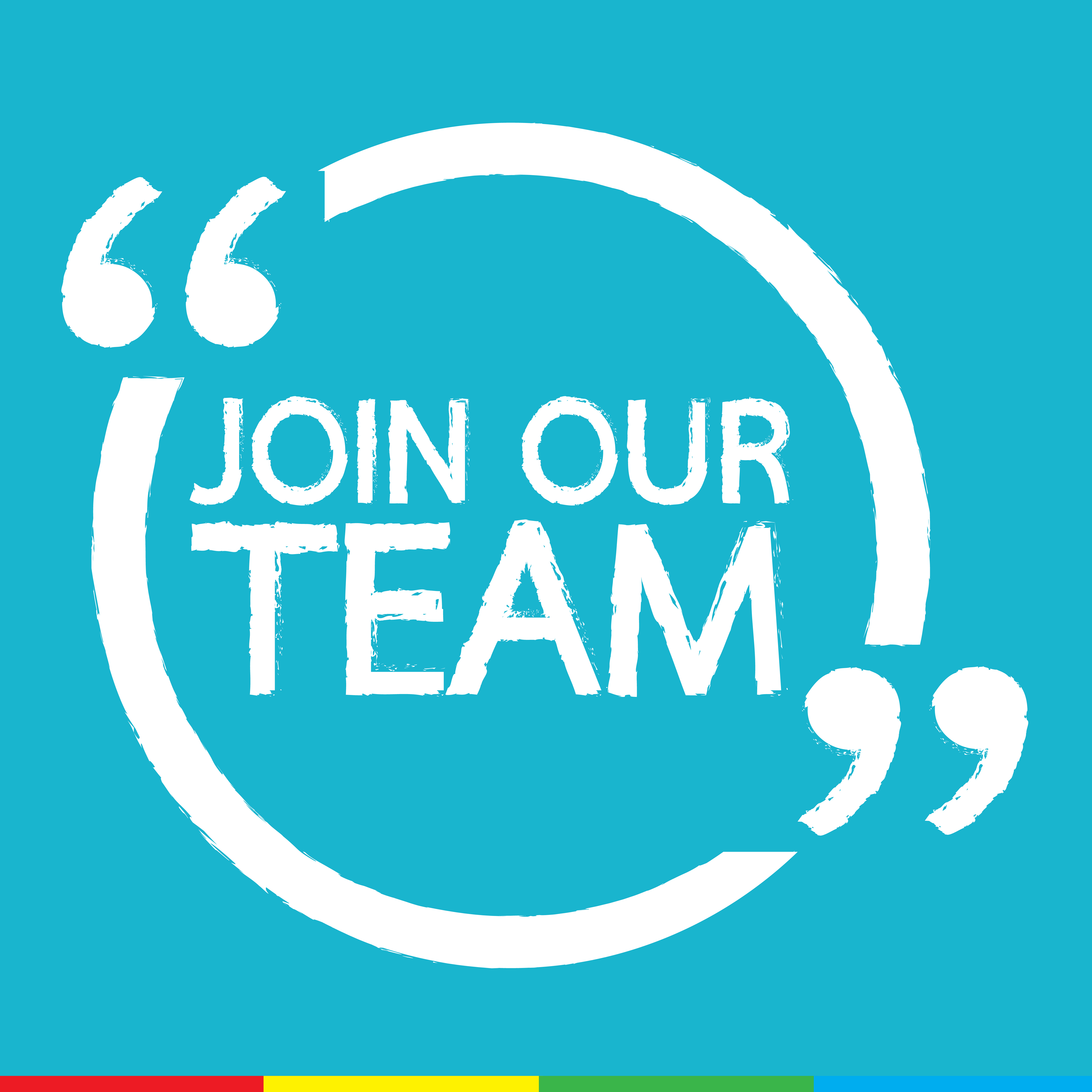 JOIN OUR TEAM Illustration design