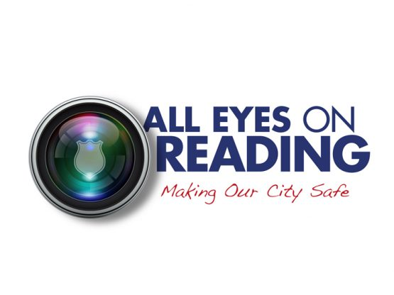 All Eyes on Reading Logo