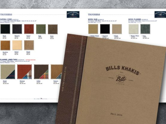 Bills Khakis Catalogs
