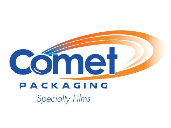 Comet Packaging Logo Design