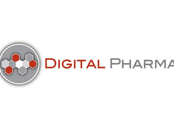 Digital Pharma Logo Design