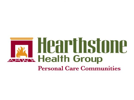 Hearthstone Health Group Logo Design