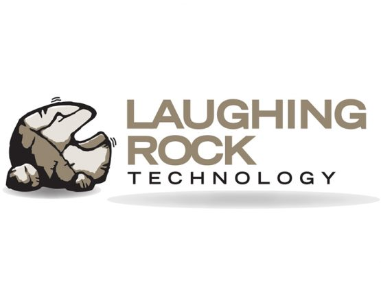 Laughing Rock Technologies Logo Design