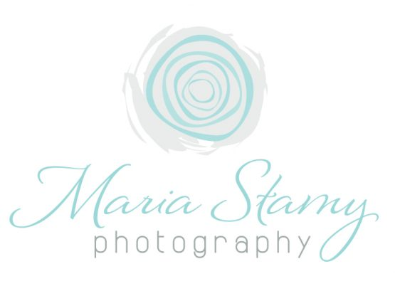 Maria Stamy Photography Logo Design