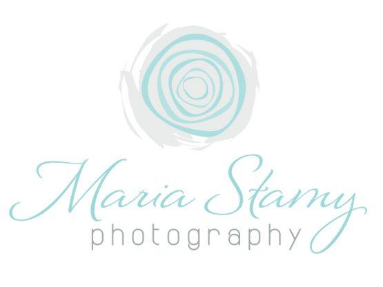 Maria Stamy Photography Logo Design