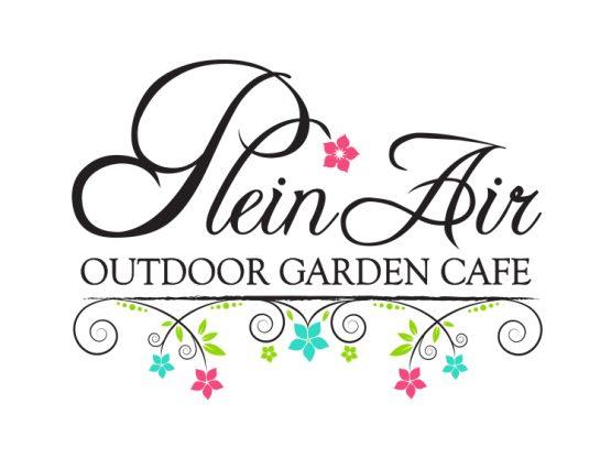 Plein Air Logo Design