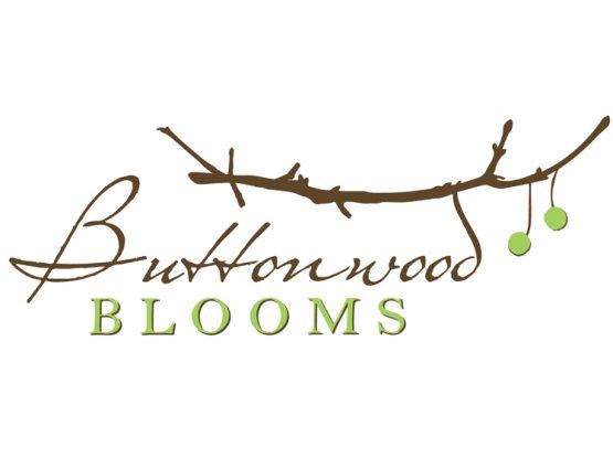 Buttonwood Blooms Logo Design