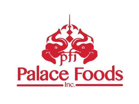 Palace Foods Logo Design