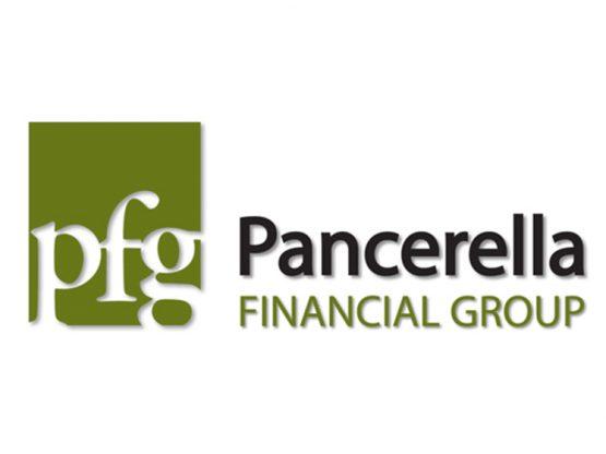 Pancerella Financial Group Logo Design