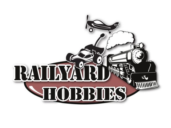 Railyard Hobbies Logo